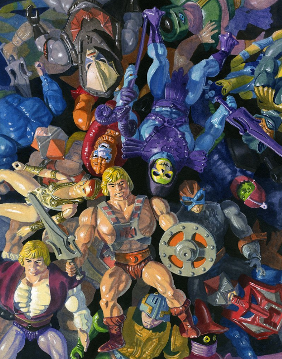radical-collection-of-toy-inspired-art-from-the-the-power-of-mattel-art-show