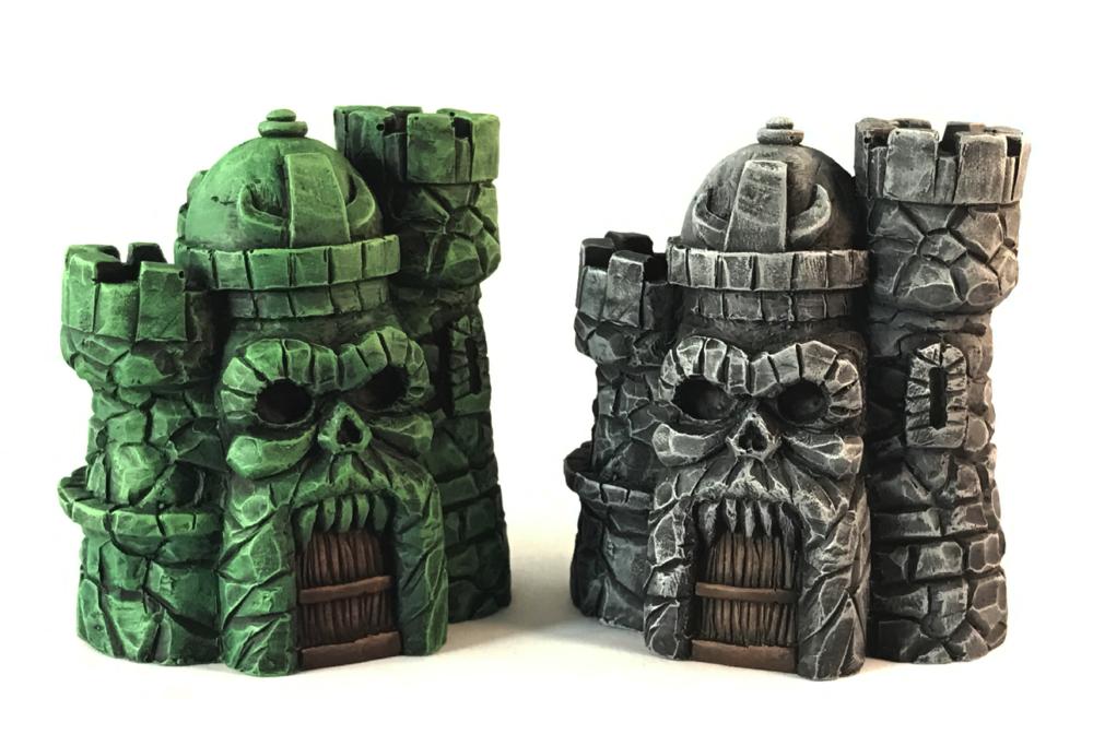 Castle Grayskull sculptures by Robot Soda.png