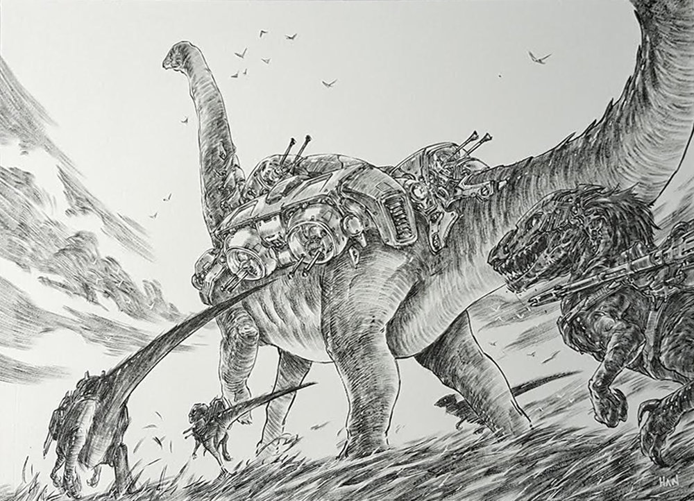 Peter Han_Dino-Riders.jpg