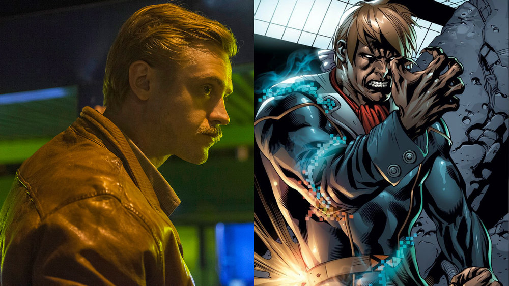 LOGAN Villain Revealed: Here's Who Will Be Going Up ...