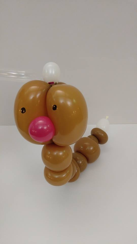 Catch \'Em All in This Fun Pokemon Balloon Art Sereis — GeekTyrant