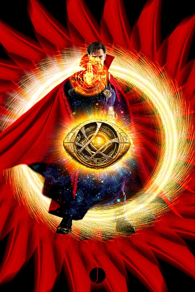 Dr-Strange-Marvel-Poster-Posse-John-Aslarona-Close-up-683x1024.png