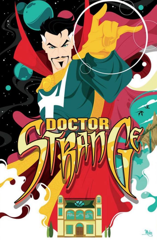 Dr-Strange-Marvel-Poster-Posse-Mike-Mahle.png