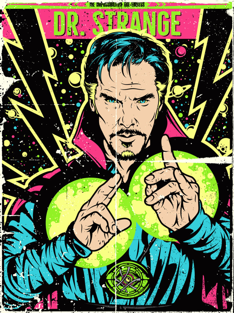 Dr-Strange-Marvel-Poster-Posse-Salvador-Anguiano-768x1024.jpeg