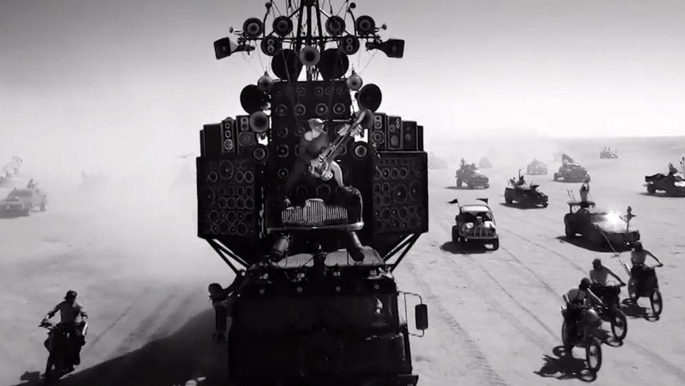 mad max fury road black & chrome edition full movie
