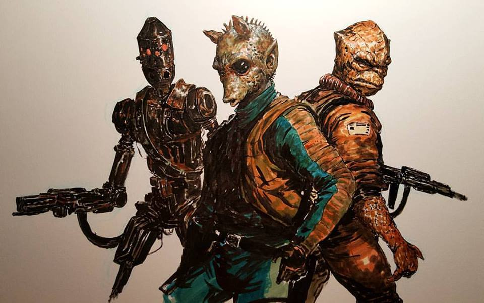 badass-fan-art-for-star-wars-bounty-hunters-greedo-bossk-and-ig-88-by-dave-rapoza1