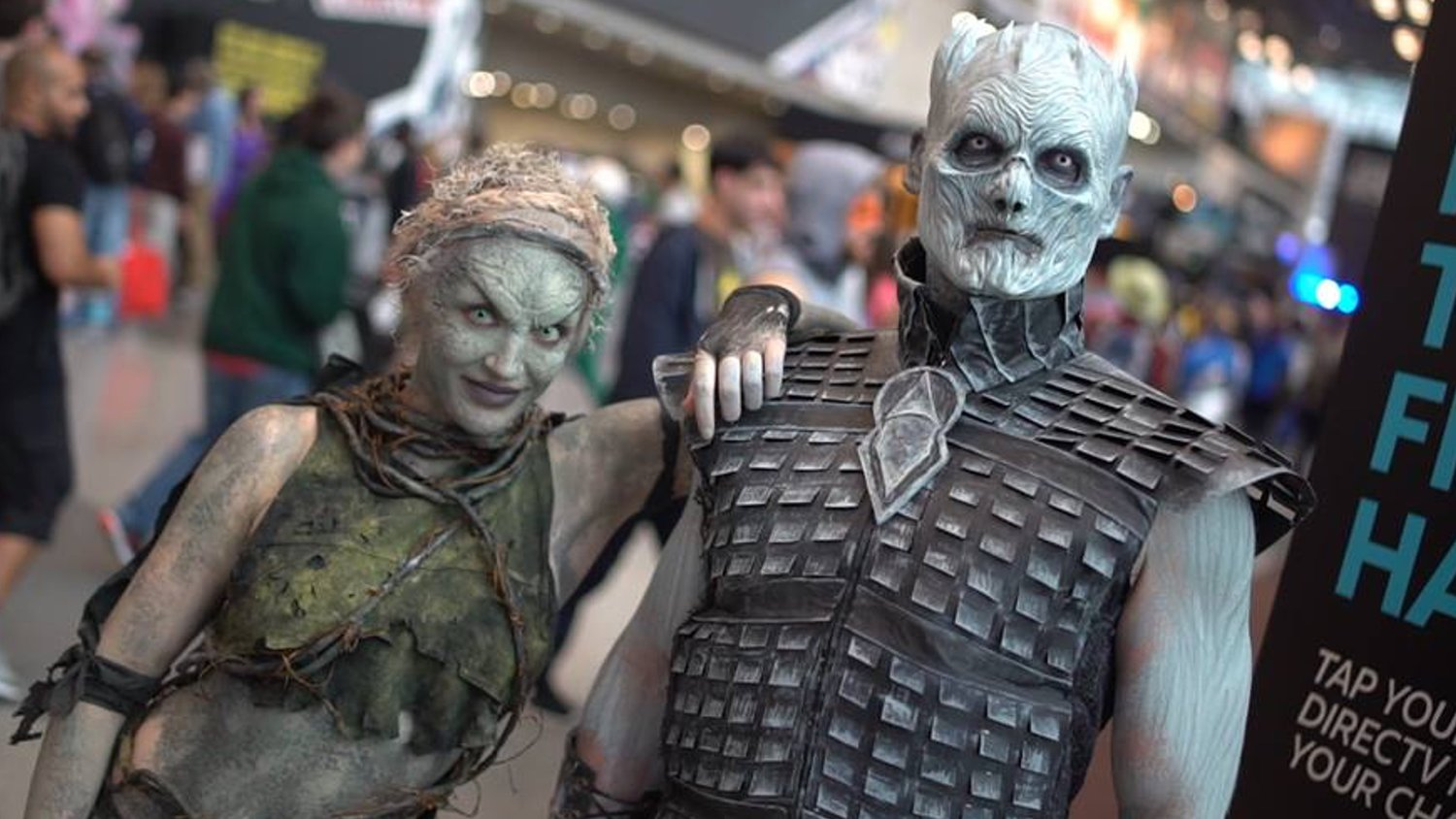 Cool NYCC 2016 Cosplay Music Videos From Beat Down Boogie