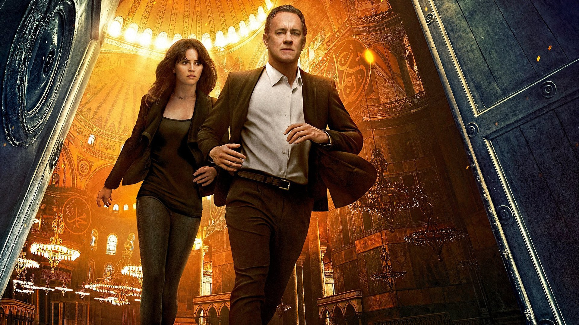 Its Been Ten Years Since The Da Vinci Code Saw Theatrical Release And Six Sequel Angels Demons That Seems Like A Long Time To Wait
