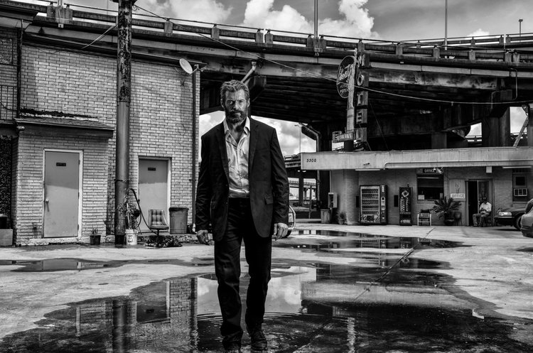 New Photo Of Hugh Jackman And Storyboard Art From Logan  Geektyrant