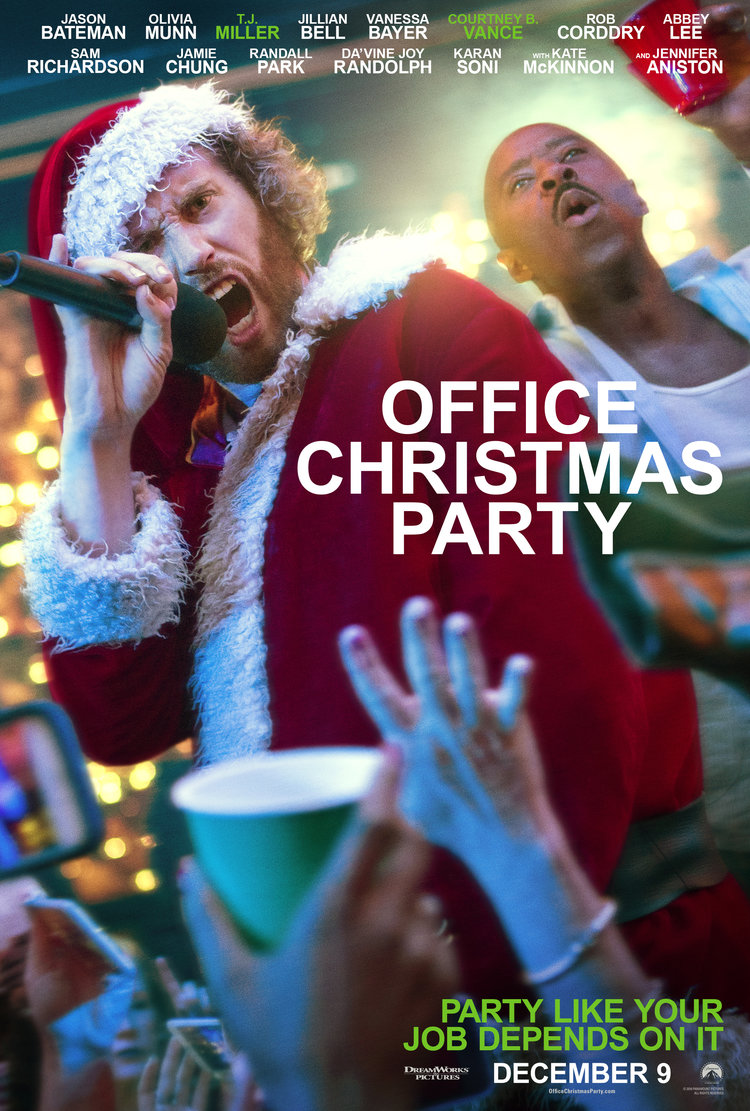 New Trailer For OFFICE CHRISTMAS PARTY Kicks Up The Holiday Antics ...