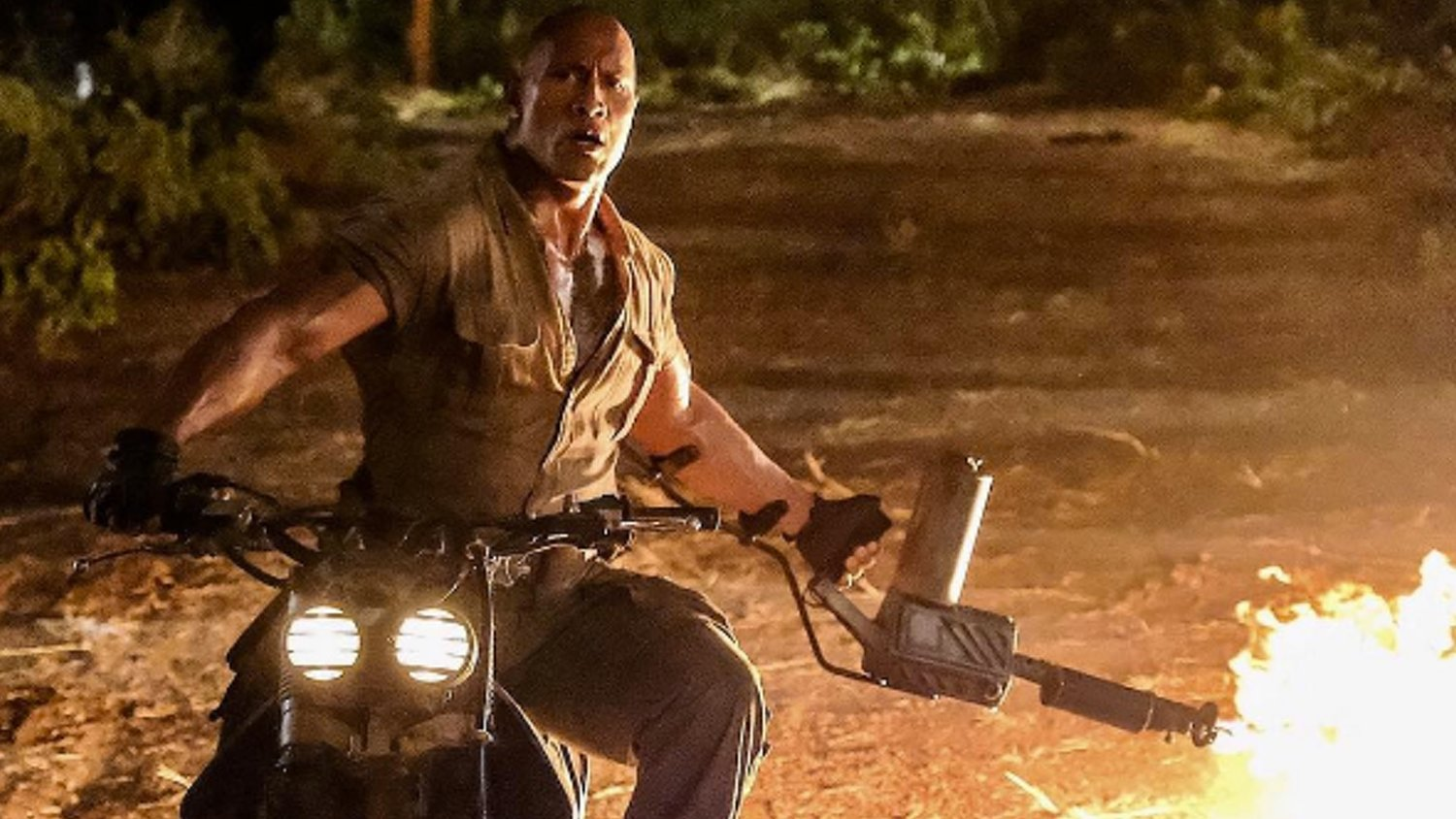 Is The New Jumanji Film Inspired By The Most Dangerous Game
