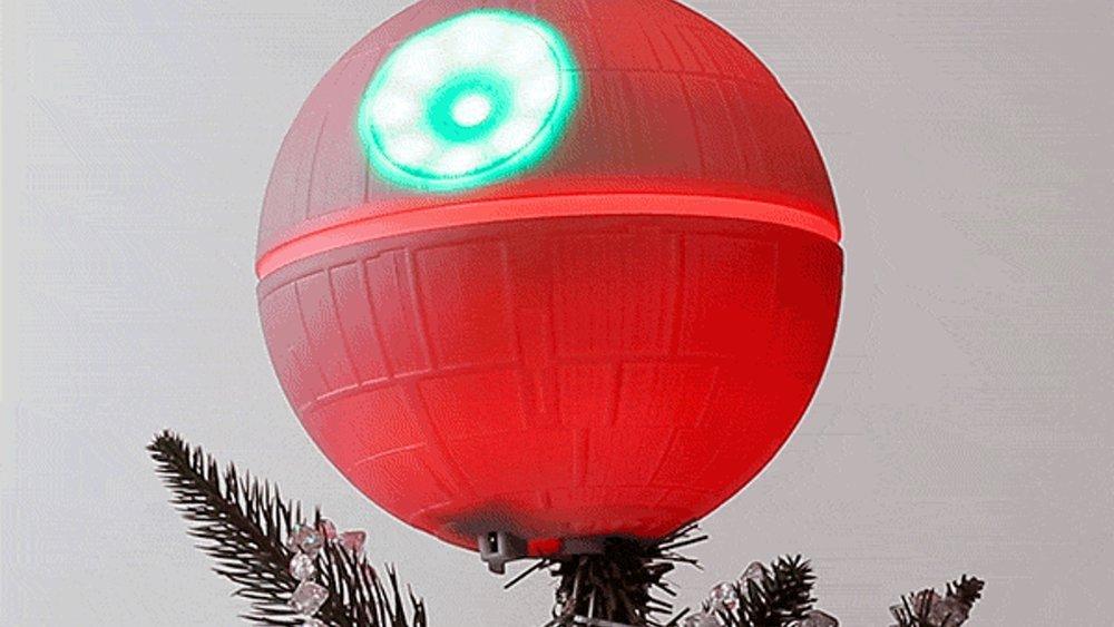 Star Wars Christmas Tree Topper