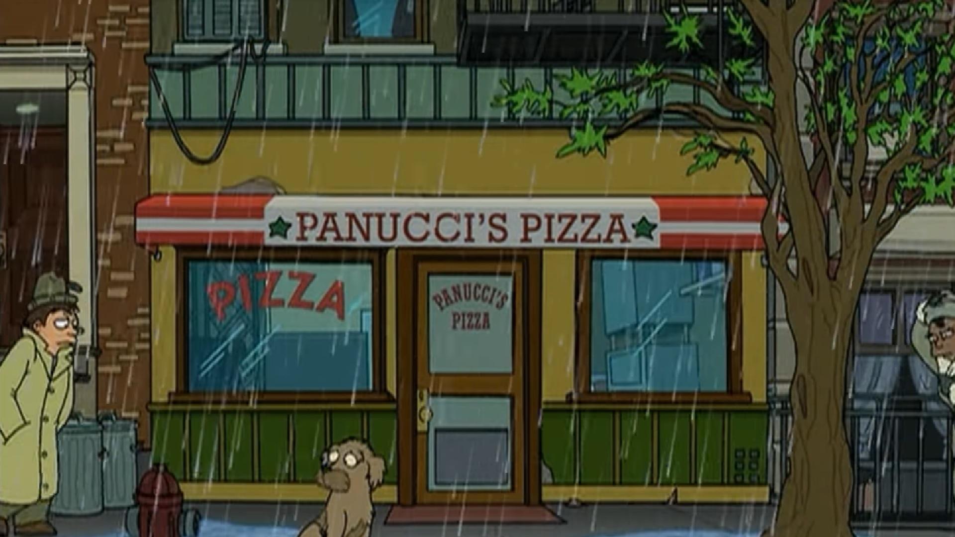 Panucci S Pizza Dog