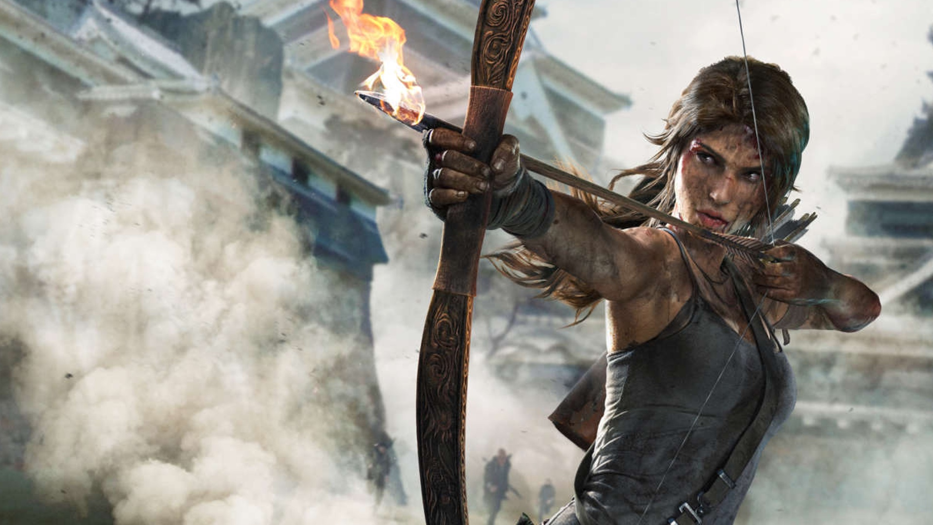 c3002c105c8c69 ... that the upcoming Tomb Raider movie reboot starring Alicia Vikander  would be using elements from the most recent video game adventures of Lara  Croft