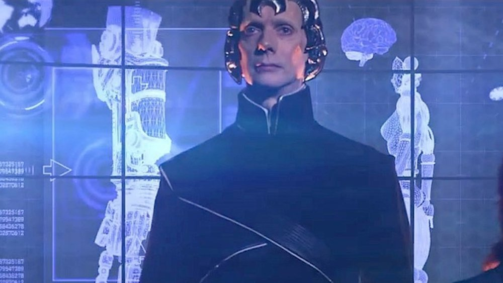 Doug Jones in Space Command movie as Dor Neven