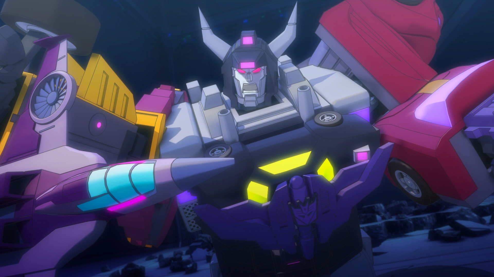 two final chapters of the transformers prime wars animated series