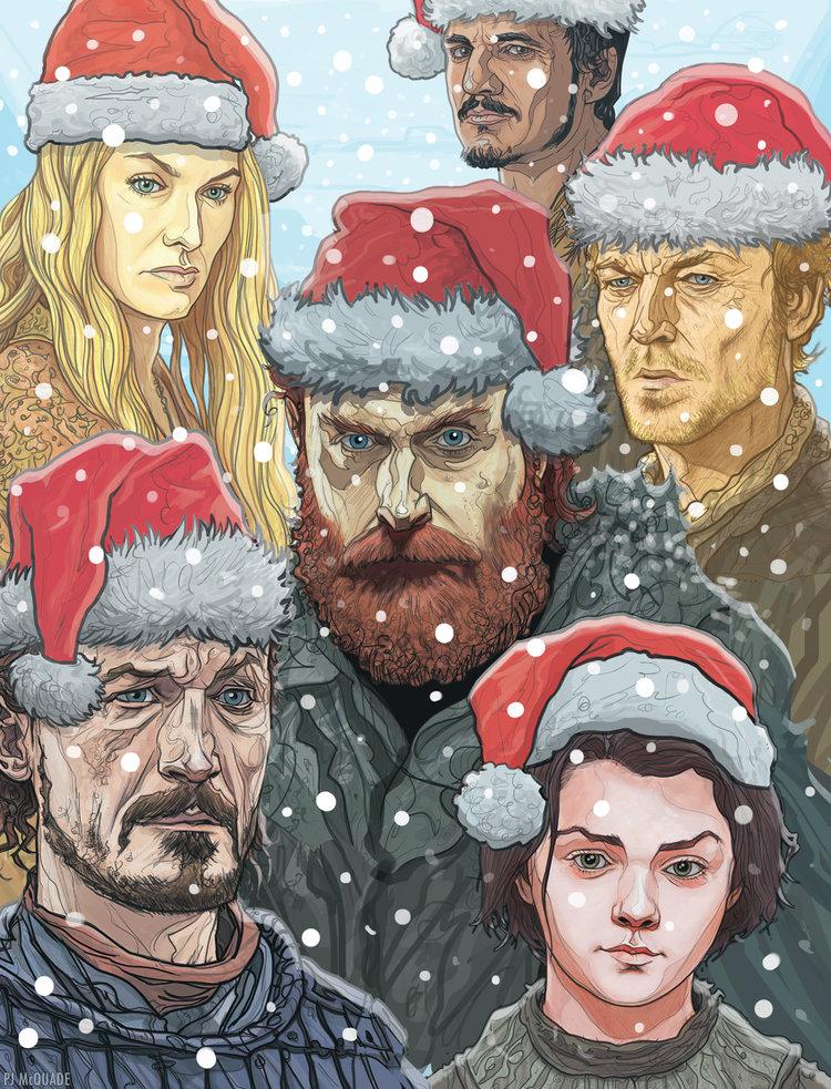 Game-of-Thrones-Christmas-card-2016-PJ-McQuade.jpg