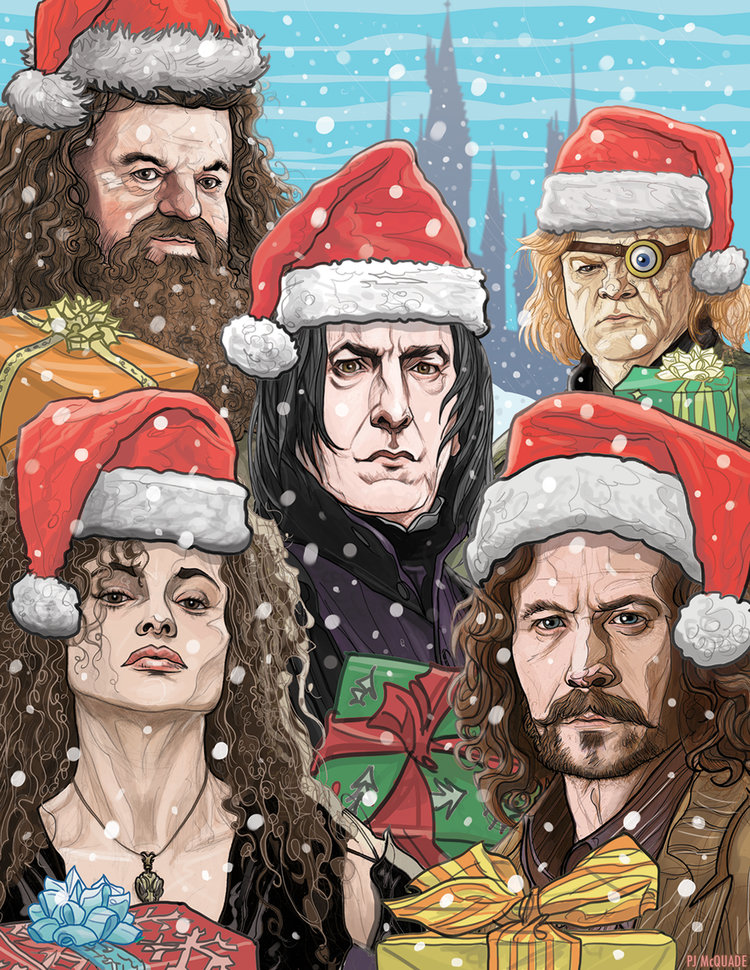 Harry-Potter-Christmas-card-PJ-McQuade.jpg