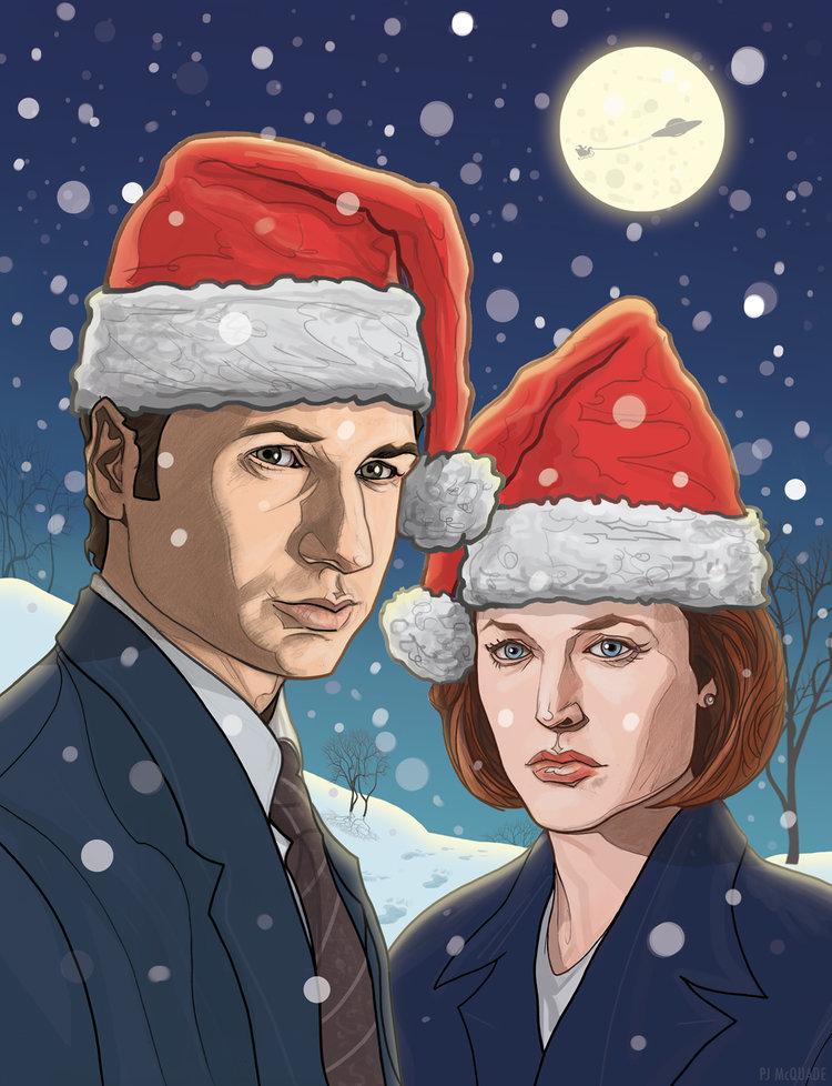 XFiles-Christmas-card-PJ-McQuade.jpg