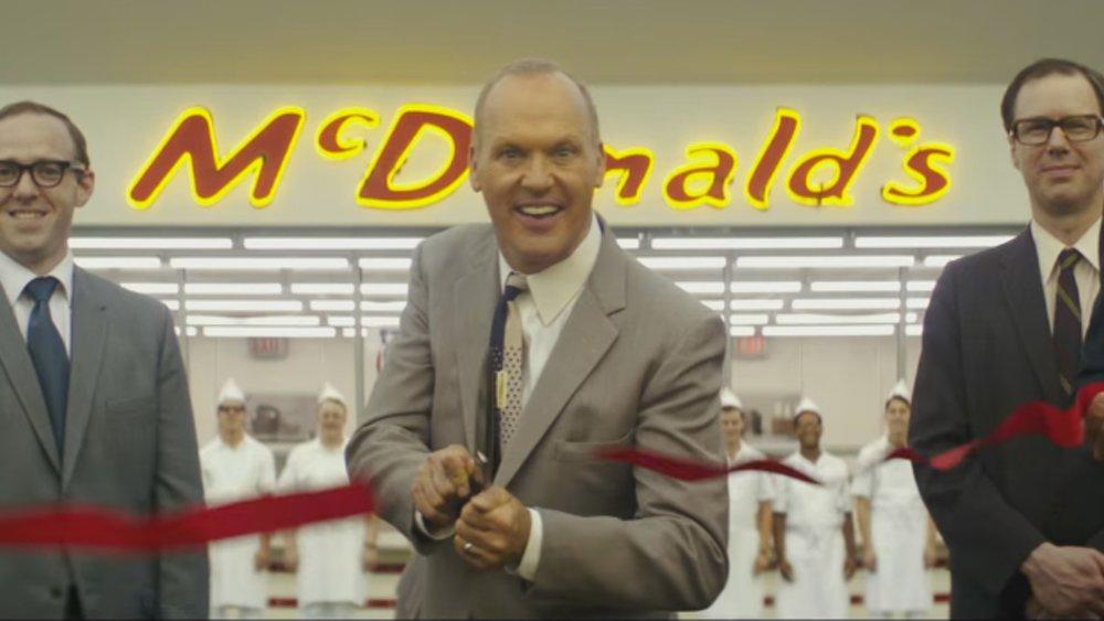 New Trailer For Michael Keaton S Mcdonald S Movie The