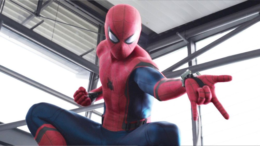 Image result for spider man homecoming spidey suit