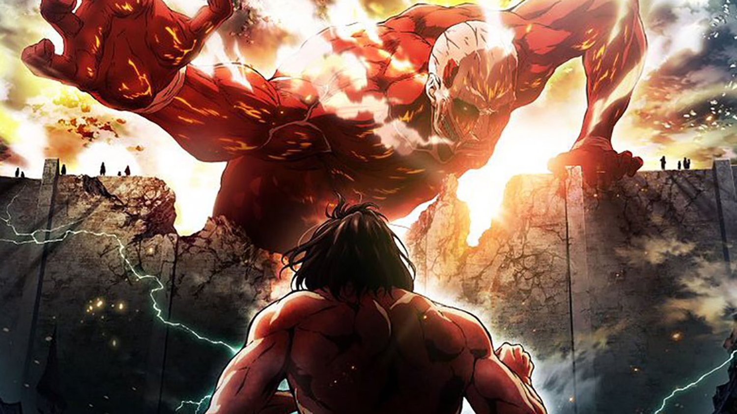 Wbs Live Action Attack On Titan Film Will Be Helmed By The Director