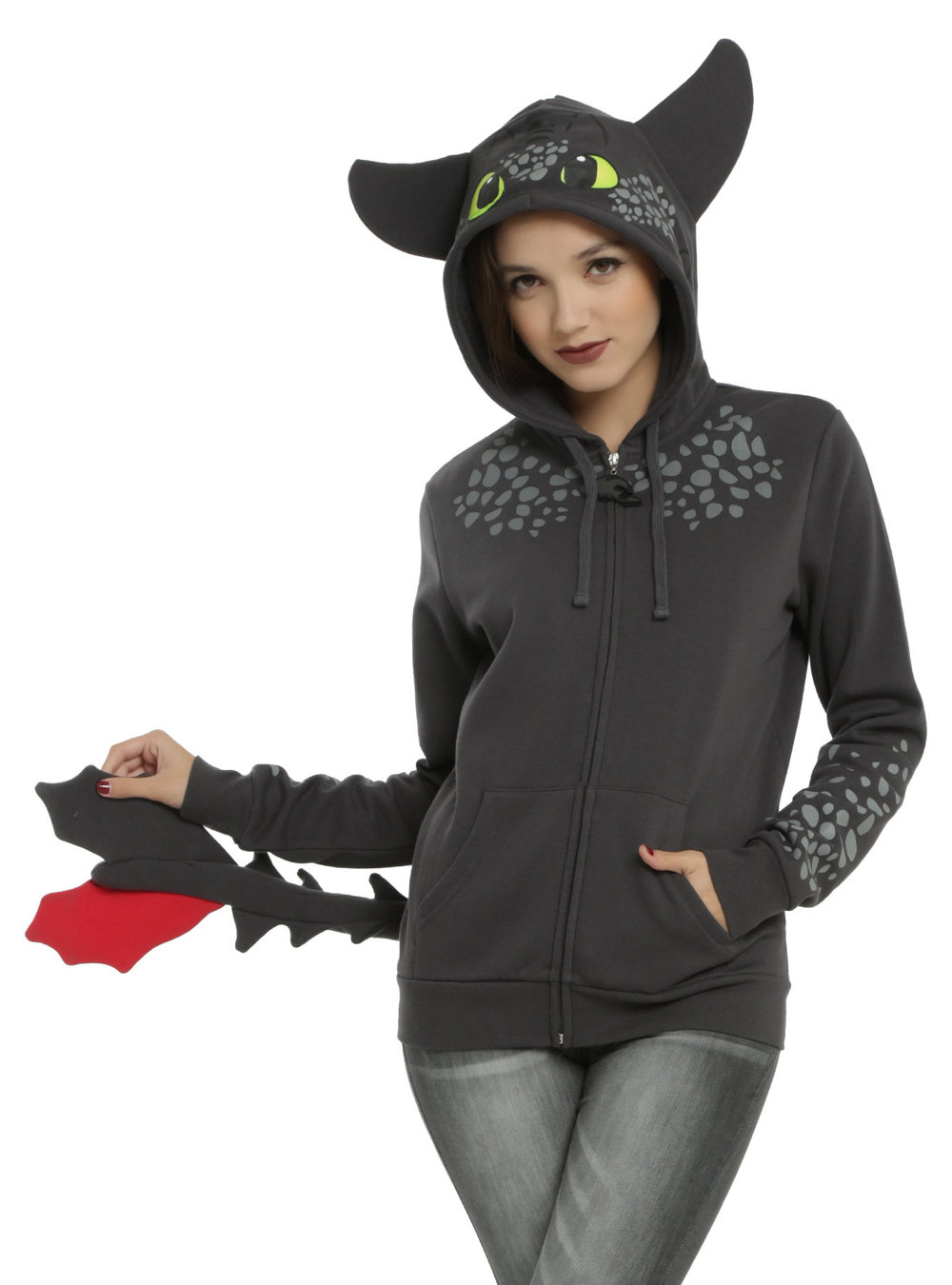 Embrace your inner dragon with this how to train your dragon embrace your inner dragon with this how to train your dragon inspired hoodie ccuart Image collections