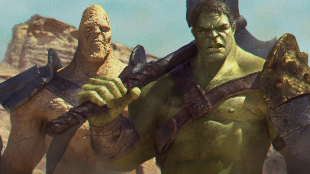 THOR: RAGNAROK Confirmed to Include PLANET HULK's Sakaar ...