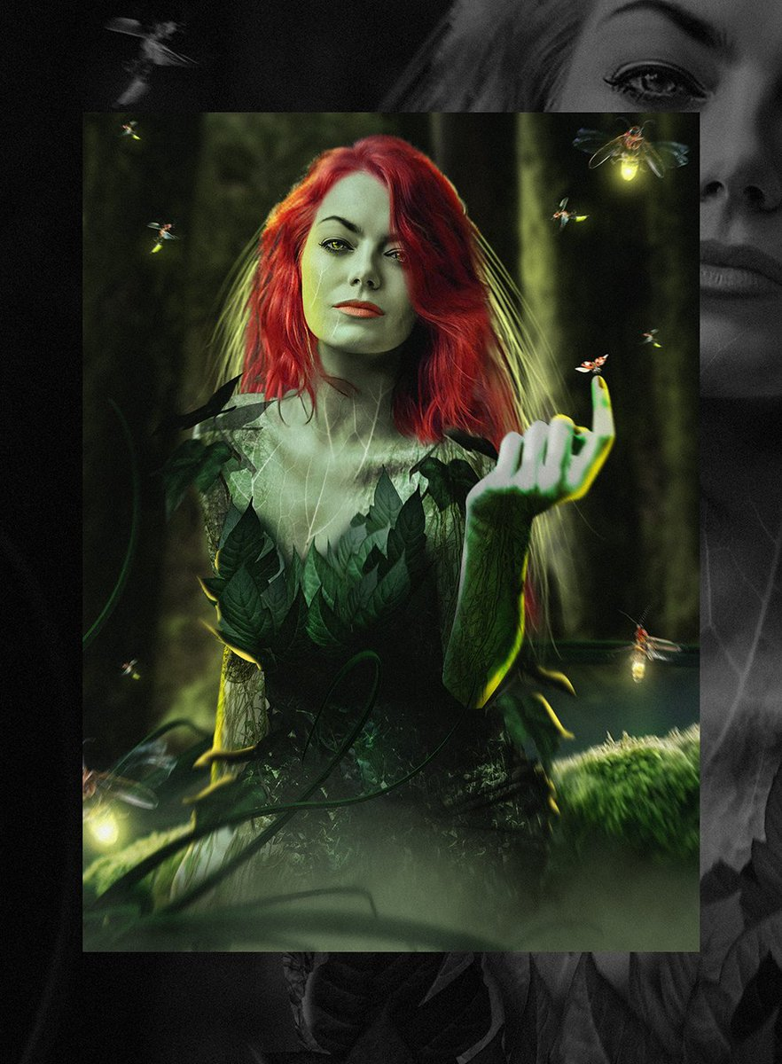 gotham-city-sirens-fan-art-shows-emma-stone-