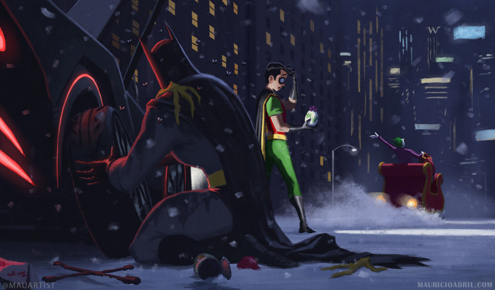 hilarious-fan-art-brings-the-classic-batman-jingle-bells-christmas-song-to-life