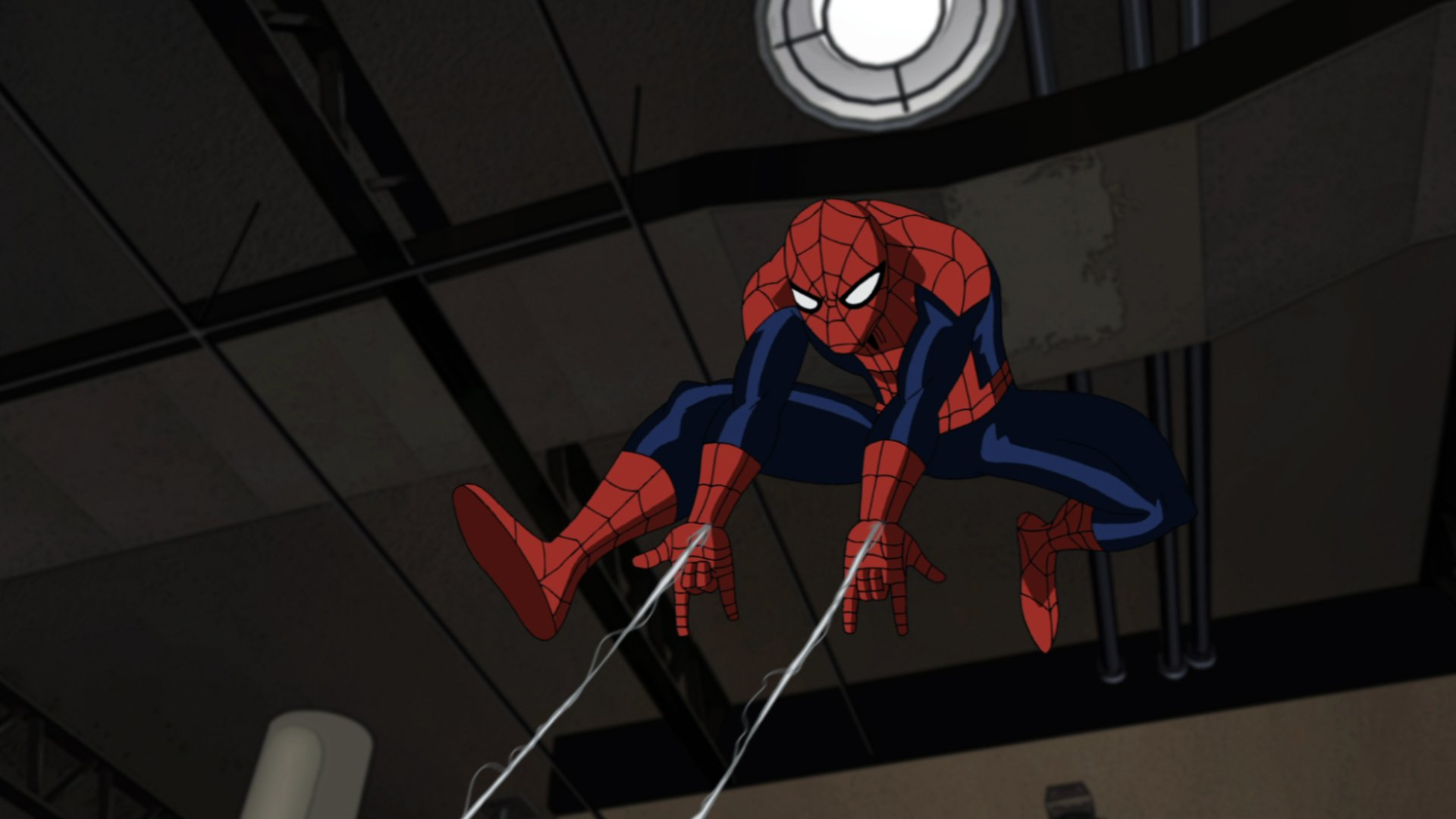 Marvel Uploads Two Full Episodes Of Ultimate Spider Man To Youtube