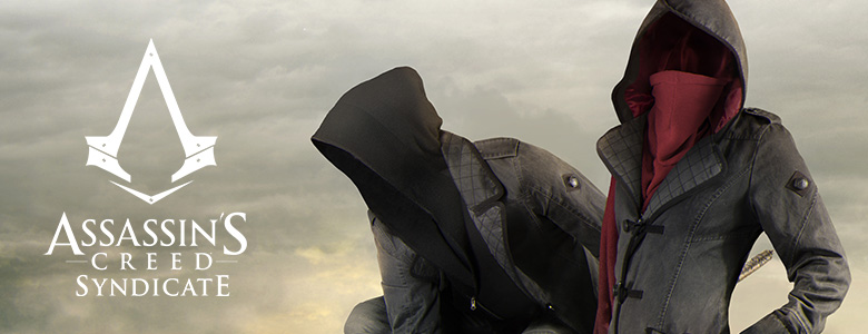 This Stylishly Stealth ASSASSIN'S CREED Clothing Line Is ...