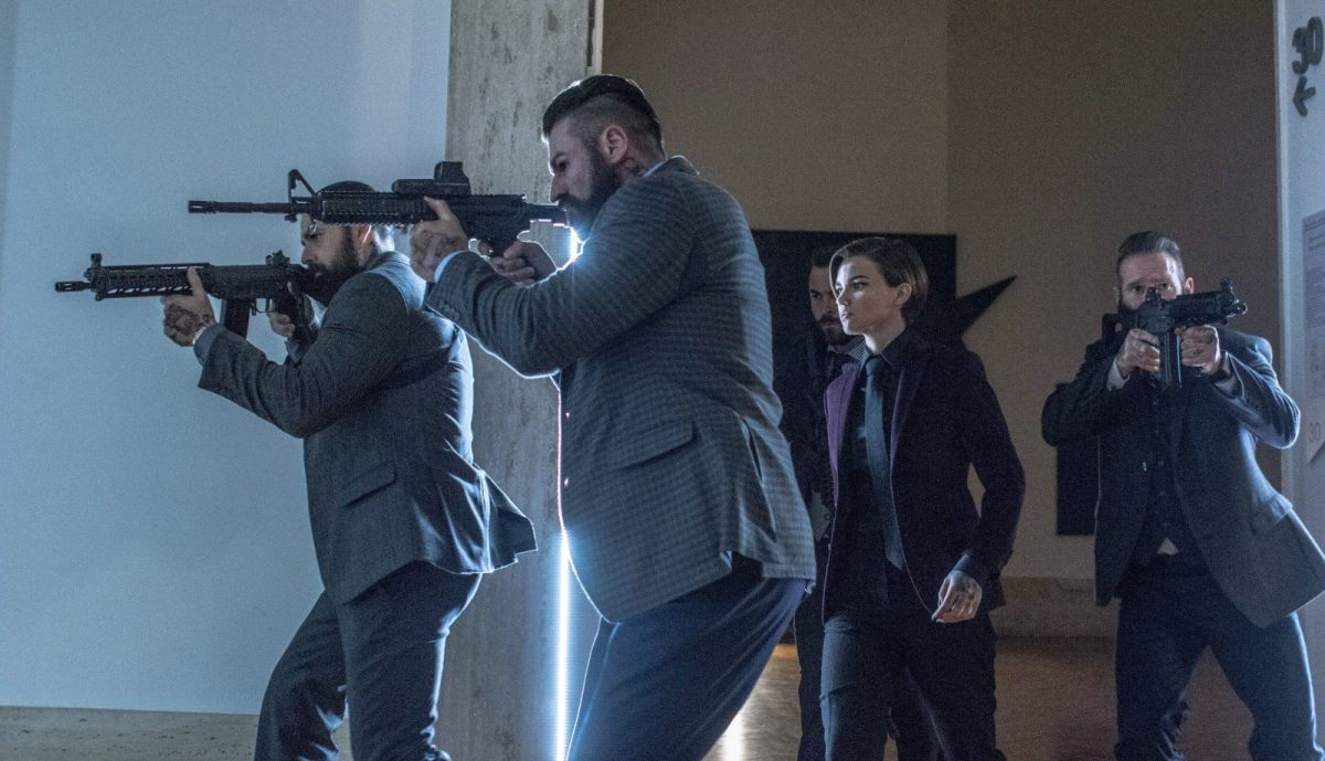 new series of john wick chapter 2 photos show off some wicked shots