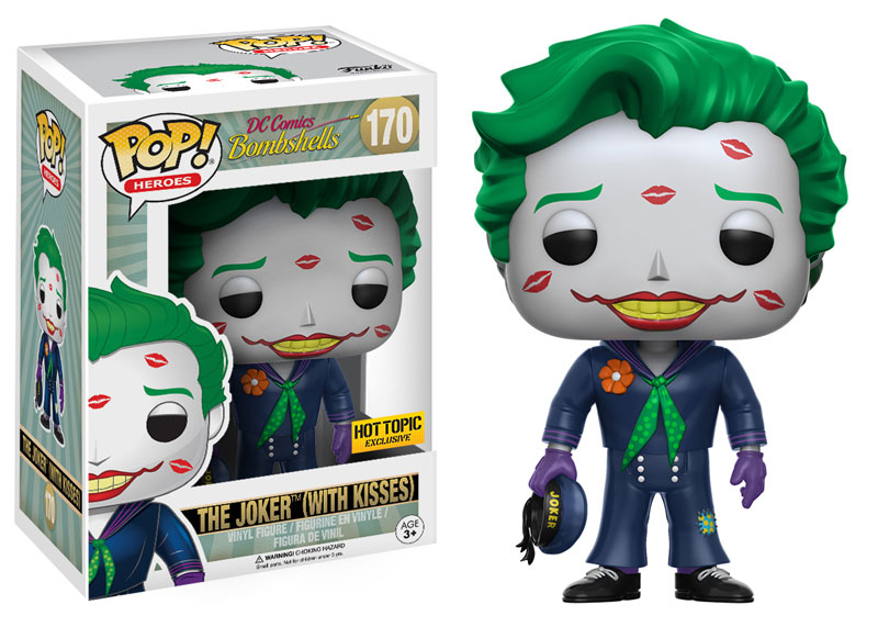 Funko Pop Reveals Their Dc Bombshells Collection With
