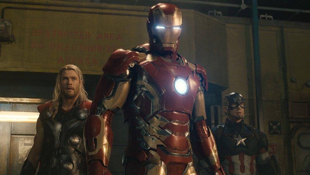 Resultado de imagen para ironman movie scenes