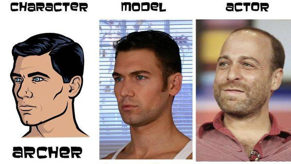 The Characters, Models, and Voice Actors of ARCHER