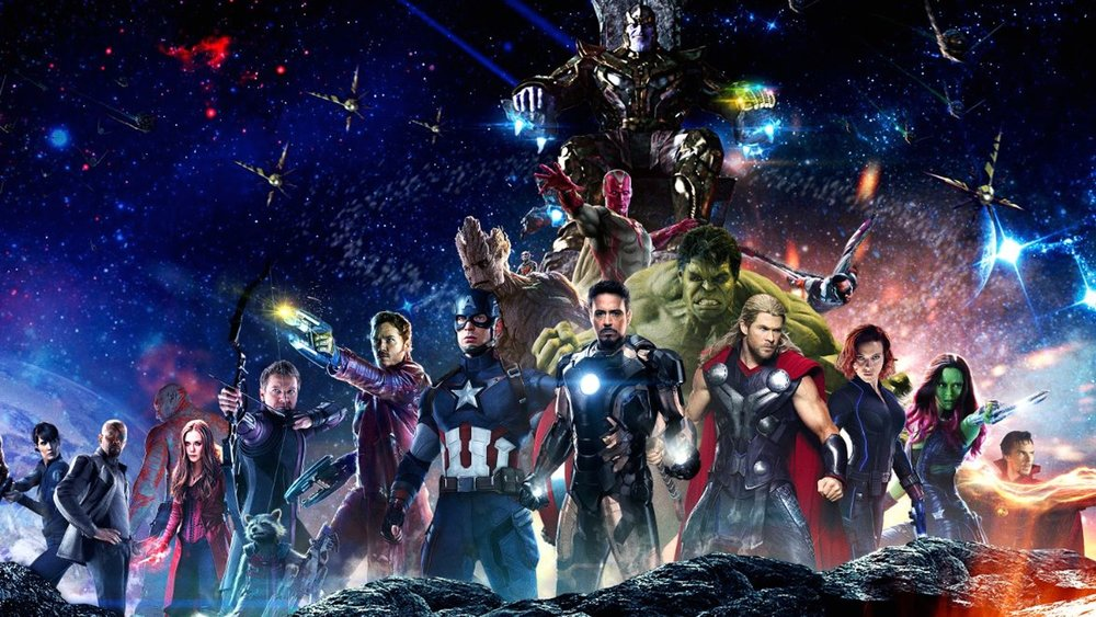 "AVENGERS: INFINITY WAR Will Feature ""Many, Many, Many New Worlds"""