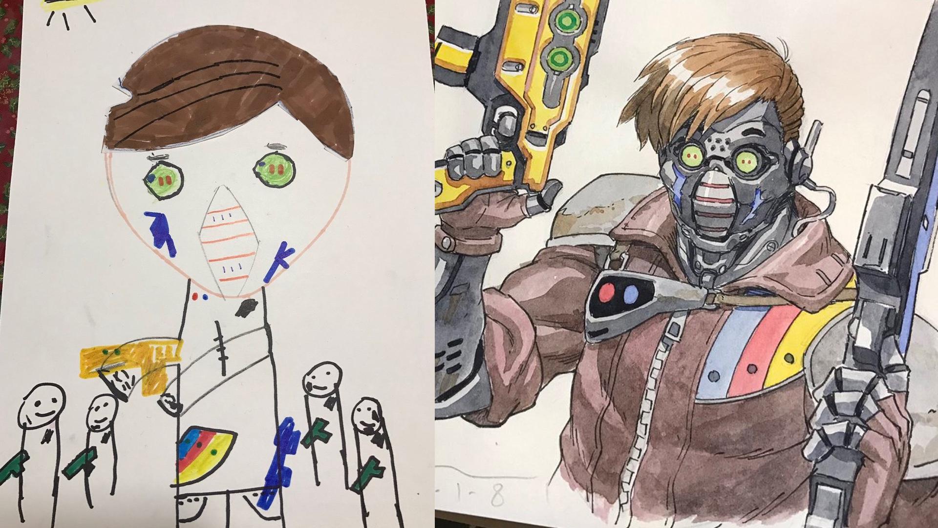 Fun, Sexy, Cool, and Weird Anime Digital Art — GeekTyrant