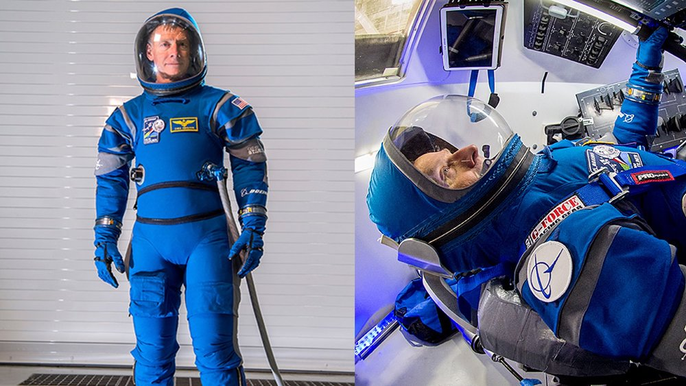 Nasa S Awesome New Spacesuits Look Inspired By 2001 A