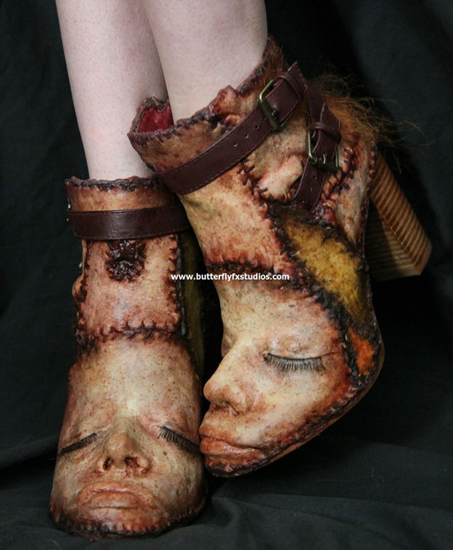 Serial Killer Inspired Clothing Line Looks Like It S Made Out Of Human Skin Geektyrant