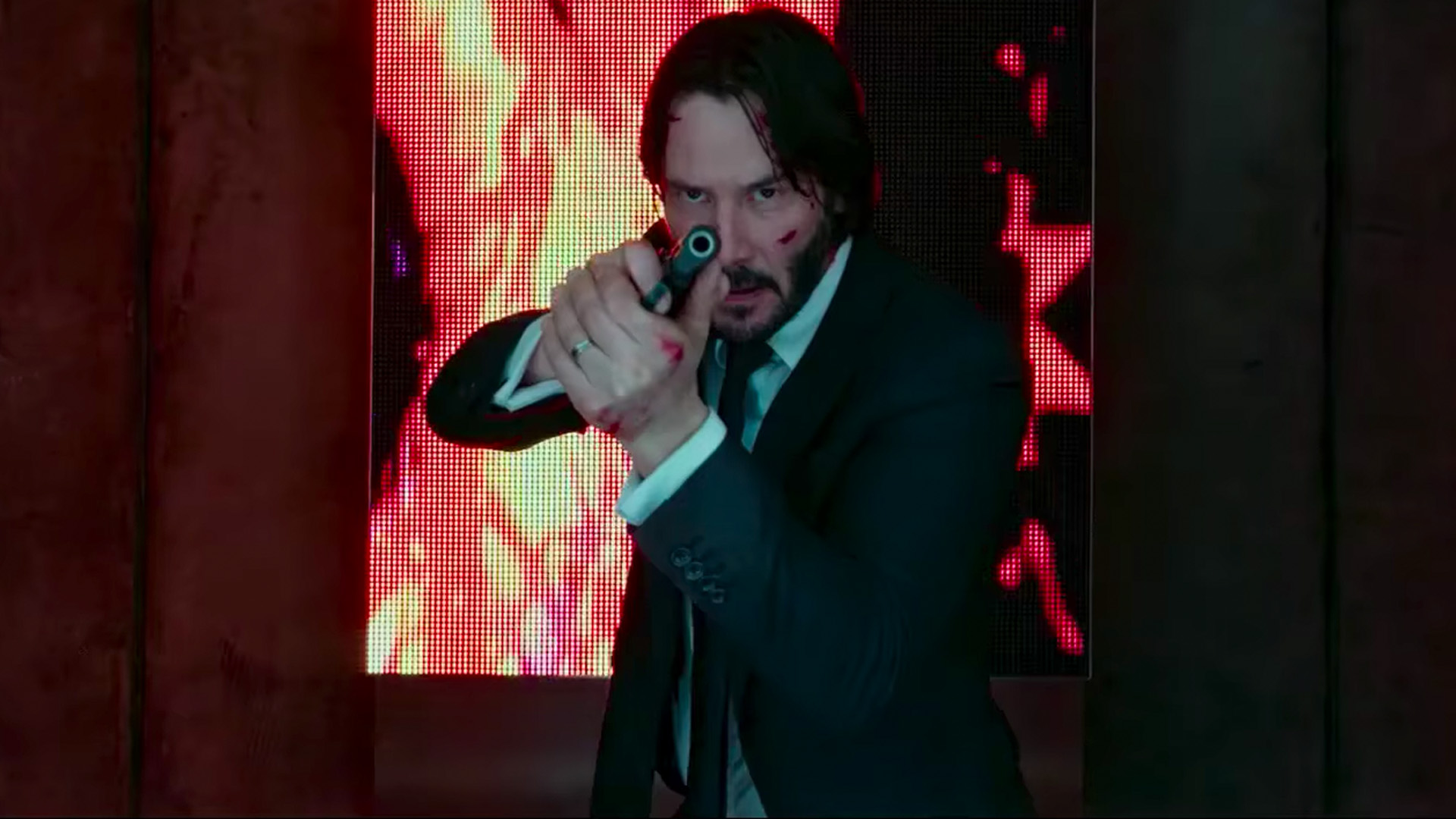 John wick club scene soundtrack