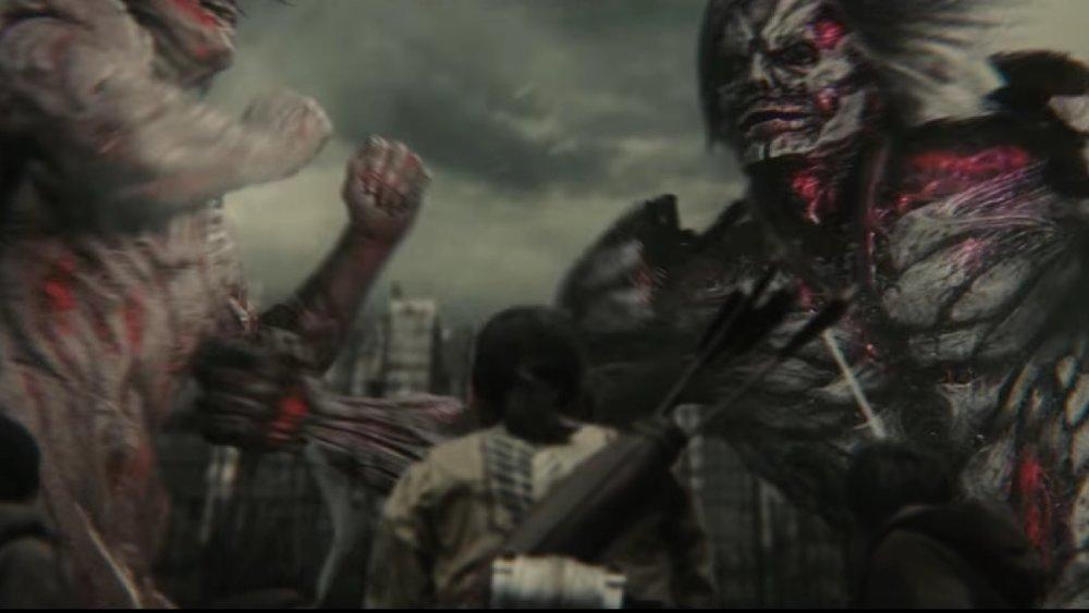 attack on titan 2 film
