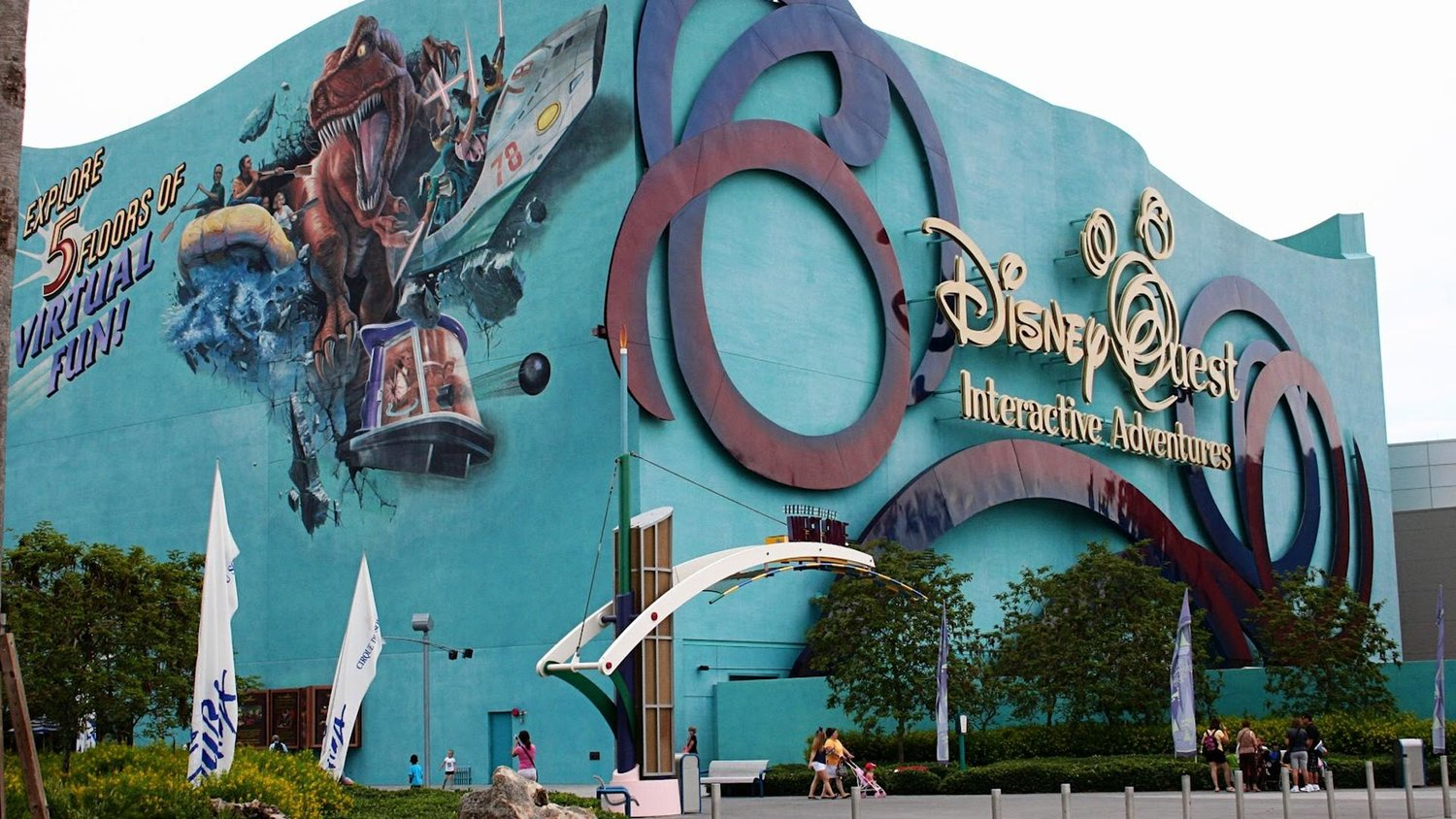 Editorial: Goodbye DISNEY QUEST, You Will Be Missed