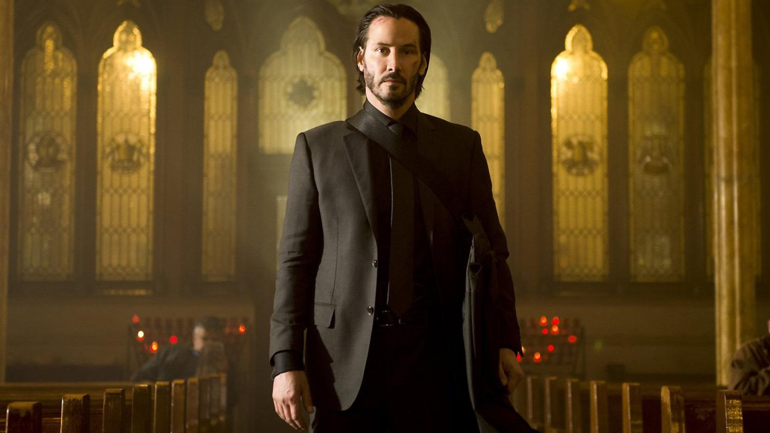 A JOHN WICK Prequel Series Is Being Considered by Lionsgate