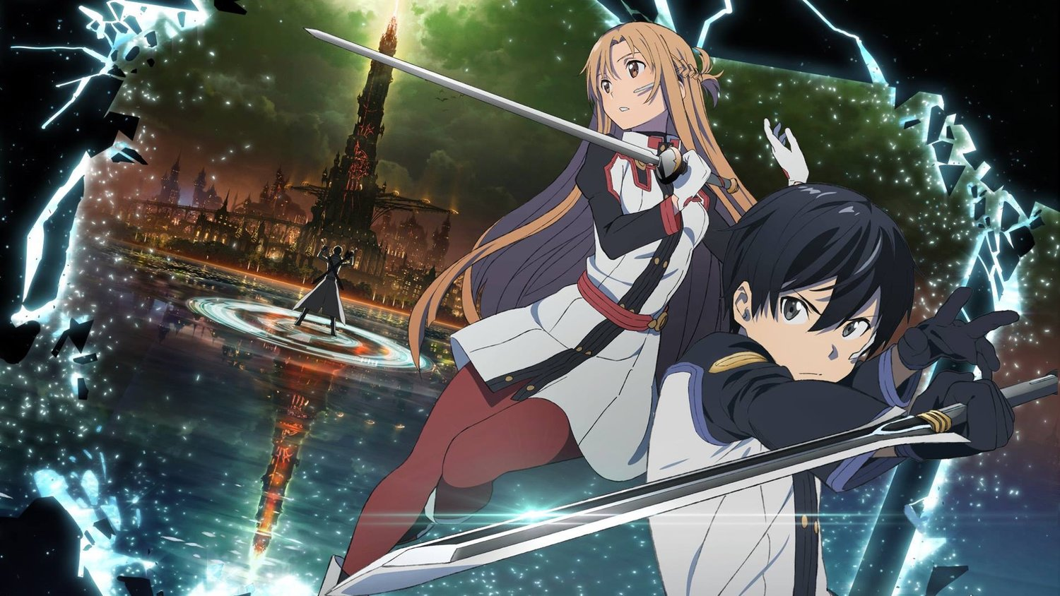The Highly-Anticipated SWORD ART ONLINE Movie Gets Two Awesome New Trailers