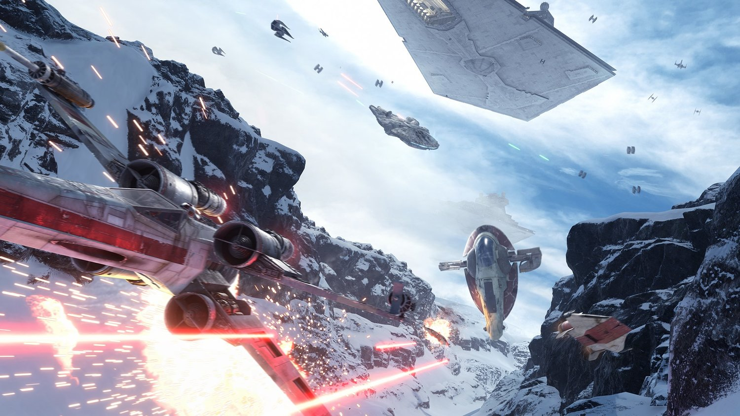 STAR WARS: BATTLEFRONT 2 Will Feature Multiple Eras and a Single Player Campaign