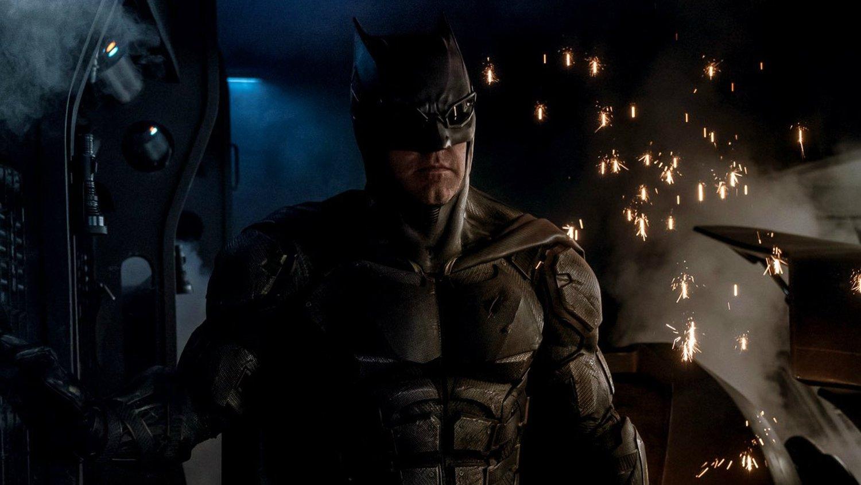 JUSTICE LEAGUE Screenwriter Chris Terrio Took a Crack at THE BATMAN Script Then Affleck Left