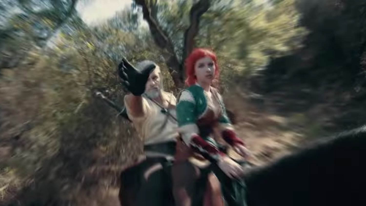Video: Awesome Fan Film of THE WITCHER Combat