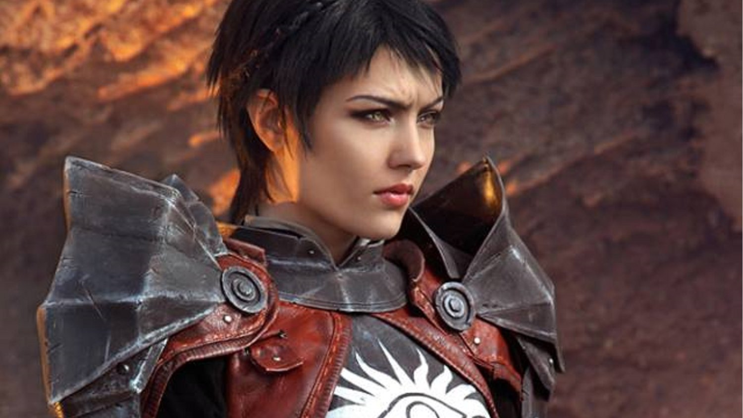 This Cosplayer Is Literally Cassandra Pentaghast From DRAGON AGE