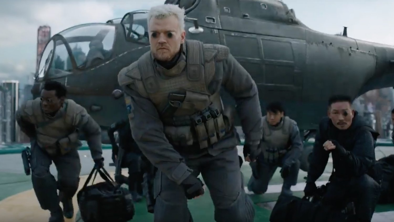 Heart-Pounding Super Bowl Spot for GHOST IN THE SHELL Features New Footage